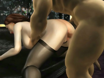 3d space adventures sheena back to 5
